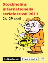 Stockholms Internationella Seriefestival 2012