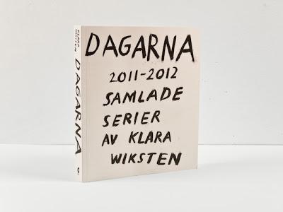 Dagarna av Klara Wiksten
