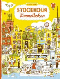 Stockholm vimmelboken